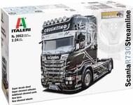 Italeri  1/24 Scania R730 Streamline ITA3952