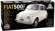 Italeri  1/12 Fiat 500F Version 1968 Car ITA4703