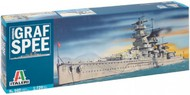 Italeri  1/720 Admiral Graf Spee German Pocket Battleship ITA502