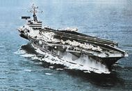 Italeri  1/720 USS Nimitz Aircraft Carrier ITA503