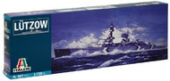Italeri  1/720 Lutzow German Pocket Battleship ITA507