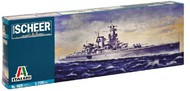 Italeri  1/720 Admiral Scheer German Pocket Battleship ITA508