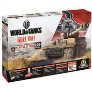Italeri  1/56 World Tanks Tiger ITA5501