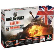 Italeri  1/56 World Tanks Cromwell ITA5504