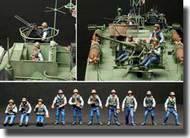 Italeri  1/35 PT Boat Crew Figures ITA5606