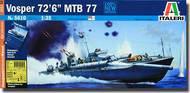 Italeri  1/35 Vosper MTB-77 ITA5610