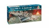 Italeri  1/35 Vosper Mtb 74 St Nazaire ITA5619