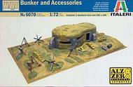Italeri  1/72 WWII Bunkers ITA6070