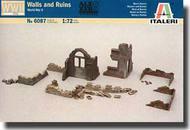 Italeri  1/72 Accessories and Ruins ITA6087