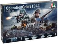 Operation Cobra Battle Diorama Set #ITA6116