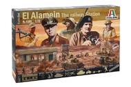 Italeri  1/72 El Alamein The Railway Station Battle Diorama Set ITA6181