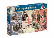 Free French Infantry (WWII) #ITA6189