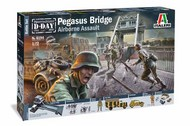 Pegasus Bridge Glider Assault - Pre-Order Item #ITA6194