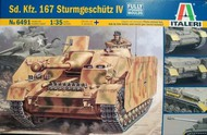 Sd.Kfz.167 Sturmgeschutz STuG IV #ITA6491