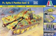Pz. Kpfw. V Panther Ausf. G #6493 #ITA6493