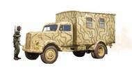 WWII Opel Blitz German Radio Truck #ITA6575