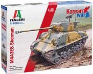 Sherman M4A3E8 Tank Korean War - Pre-Order Item #ITA6586