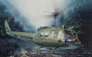 Italeri  1/48 UH1D Iroquois Helicopter ITA849