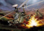 Italeri  1/48 WAH64D Longbow Apache Helicopter ITA863