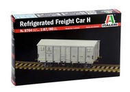 Italeri  1/87 Refrigerated Freight Car H ITA8704