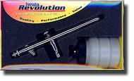 Iwata Airbrush  Airbrush HP-BCR Revolution Airbrush IWAR2000