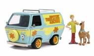 The Mystery Machine Van w/Scooby Doo & Shaggy Figures #JAD31720