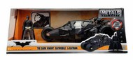 Jada Models  1/24 2008 The Dark Knight Batmobile w/Batman Figure JAD98261