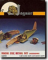 Macchi MC.202 Detail #JA64801