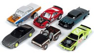 Johnny Lightning  1/64 Johnny Lightning Street Freaks Car Assortment #12B (6 Total) (MAR) JNLSF012B