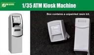 ATM Kiosk Machine (Resin Kit) #JWM3133