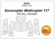MEDICOPTER 117 masks #KV32201
