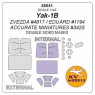 Yakovlev Yak-1B #KV48041