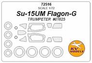 Sukhoi Su-15UM Flagon-G #KV72516