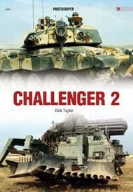 Kagero Books   N/A Challenger 2 Main Battle Tank KAG0030