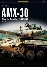 Kagero Books   N/A Photosniper: AMX 30 Char de Bataille 1966-2006 Vol.I KAG10