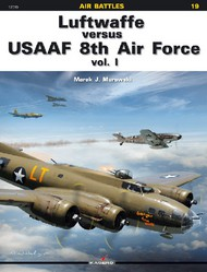 Kagero Books  N/A Air Battles: Luftwaffe vs USAAF 8th Air Force Vol.1 KAG12019
