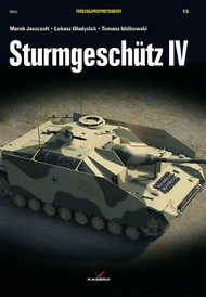 Kagero Books   N/A Sturmgeschuetz IV KAG14013