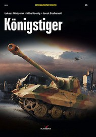 Kagero Books   N/A Koenigstiger (King Tiger) KAG14015
