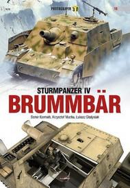Kagero Books   N/A Sturmpanzer IV Brummbaer KAG14018