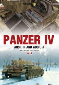 Kagero Books   N/A Panzerkampfwagen IV Ausf. H KAG14022