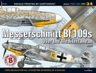 Kagero Books  N/A Messerschmitt Bf.109s Over the Mediterranean KAG15034