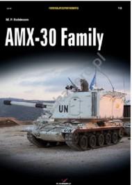 Kagero Books   N/A AMX-30 Family  KAG16