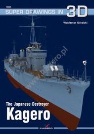 Kagero Books   N/A Japanese Destroyer Kagero KAG16024
