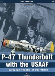 Kagero Books   N/A P-47 Thunderbolt with the USAAF - European Theater KAG19005