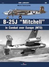 Kagero Books   N/A B-25J 'Mitchell' in Combat over Europe KAG19006