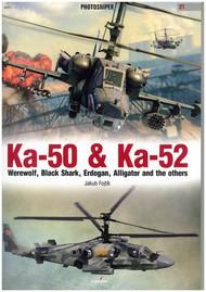 Kagero Books   N/A Photosniper: Ka-50 & Ka-52 Werewolf, Black Shark, Erdogan, Alligator & the others KAG21