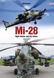 Kagero Books   N/A Photosniper 3D: Mi-28 Night Hunter & the Others KAG24