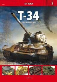 Kit Build: T-34 #KAG41002