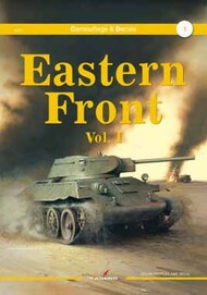 Camouflage & Decals: Eastern Front Vol. I* #KAG55001