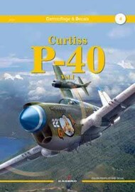 Camouflage & Decals: Curtiss P-40 Vol. I #KAG55004